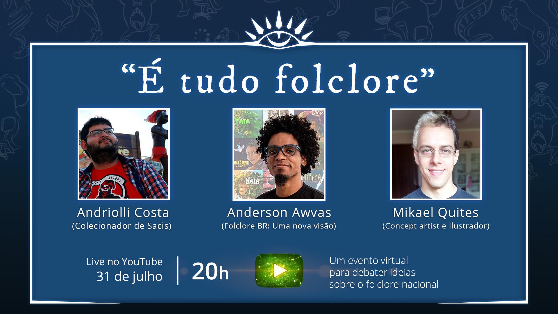 No mês do folclore, iniciativa divulga na web projetos inspirados na cultura popular brasileira 5