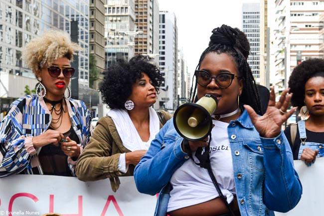 Quem são e o que pensam as mulheres da 3ª Marcha do Orgulho Crespo de São Paulo 13