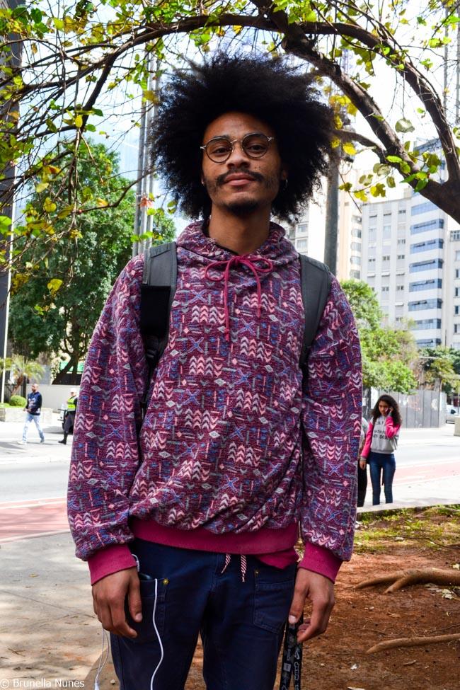 Quem são e o que pensam as mulheres da 3ª Marcha do Orgulho Crespo de São Paulo 15