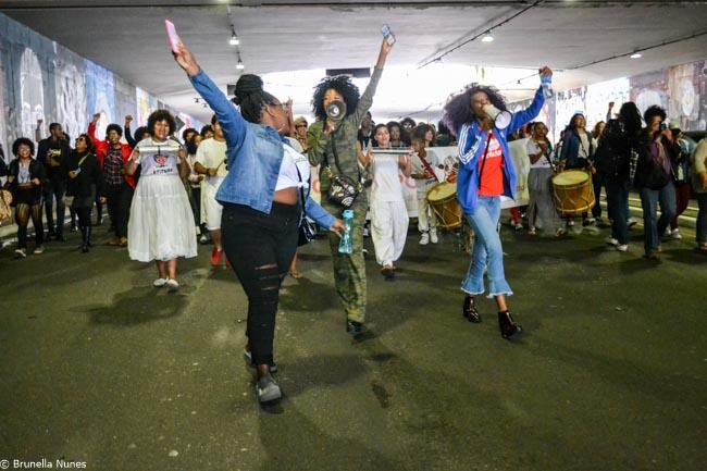 Quem são e o que pensam as mulheres da 3ª Marcha do Orgulho Crespo de São Paulo 6