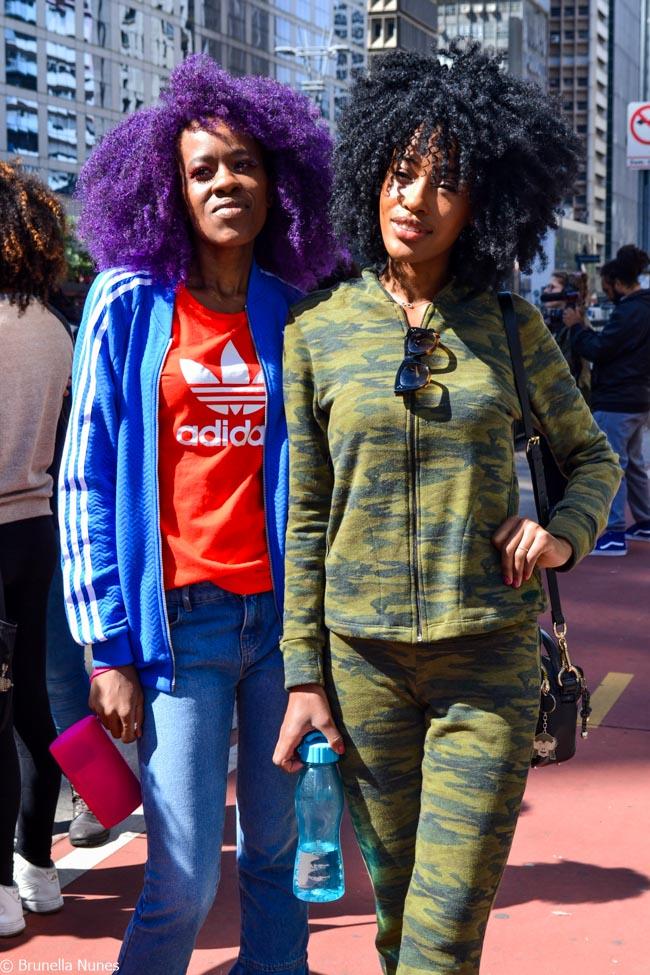 Quem são e o que pensam as mulheres da 3ª Marcha do Orgulho Crespo de São Paulo 4