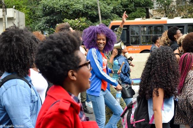 Quem são e o que pensam as mulheres da 3ª Marcha do Orgulho Crespo de São Paulo 14