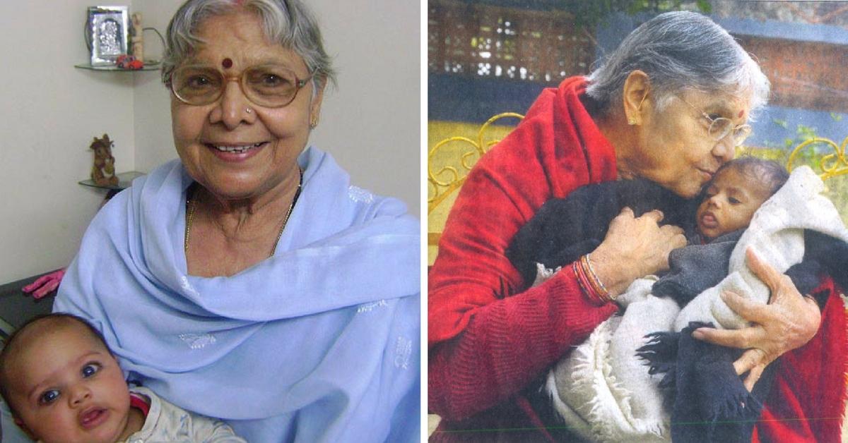 Após perder sua filha, indiana já adotou 800 meninas abandonadas 4