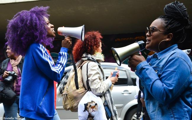Quem são e o que pensam as mulheres da 3ª Marcha do Orgulho Crespo de São Paulo 11
