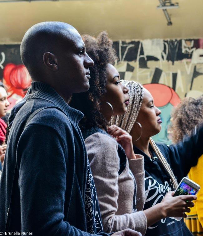 Quem são e o que pensam as mulheres da 3ª Marcha do Orgulho Crespo de São Paulo 16