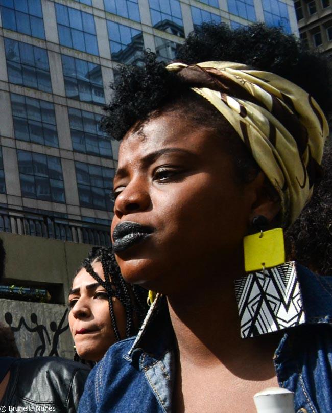 Quem são e o que pensam as mulheres da 3ª Marcha do Orgulho Crespo de São Paulo 3