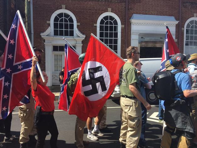 Pai de neonazista de Charlottesville escreve carta após filho ser identificado 1