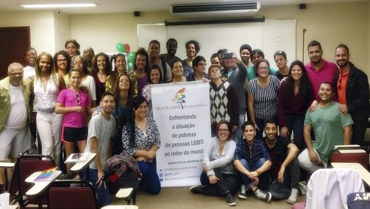 Iniciativa internacional investe na inclusão socioeconômica de pessoas LGBT 1