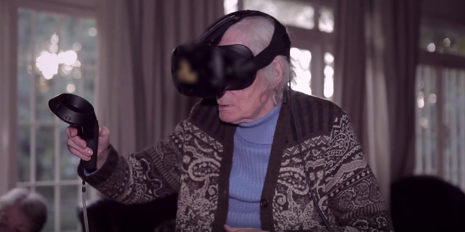 realidade virtual memórias