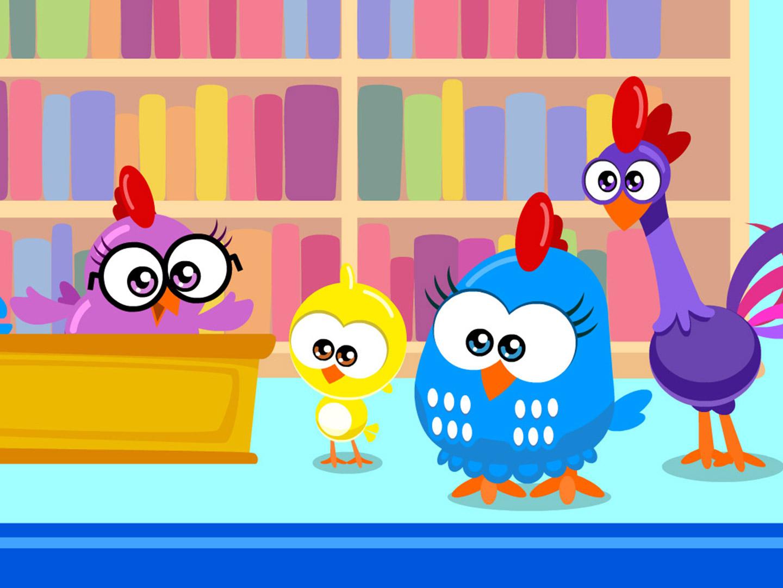 'Galinha Pintadinha Mini' chega à Netflix com episódios educativos para crianças menores 2
