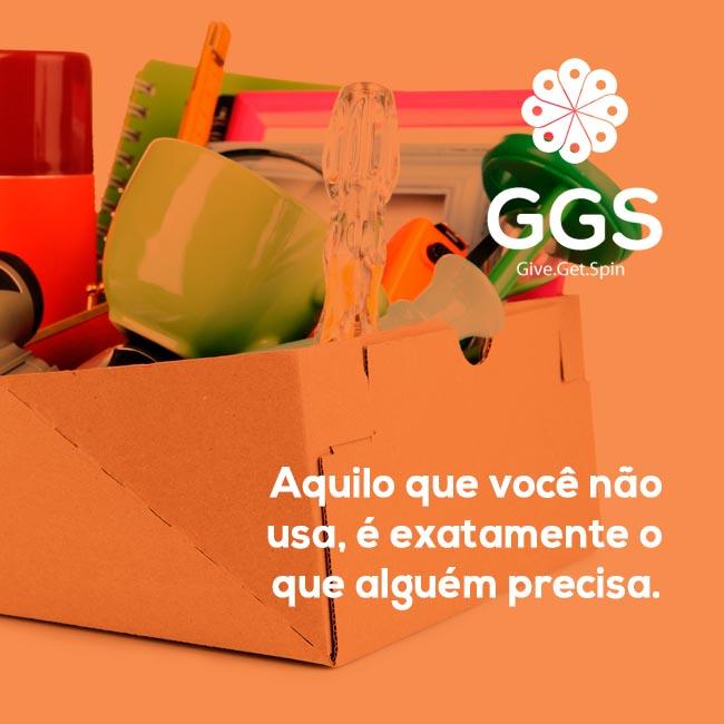 Plataforma de desapegos incentiva doação, compartilhamento e reutilização de objetos 5