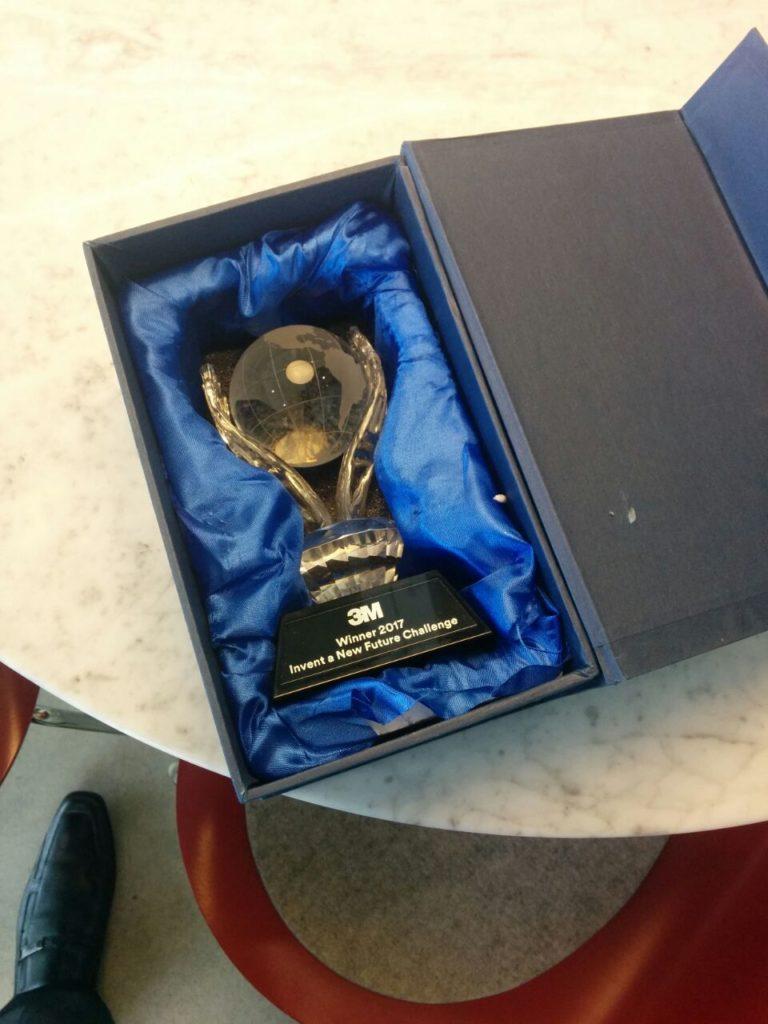 Brasileiro conquista primeiro lugar em competição global de inovação 2