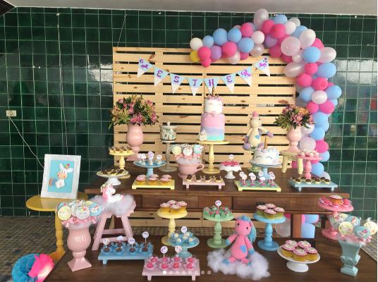 Projeto faz festas de aniversários para crianças carentes que moram em abrigos 1