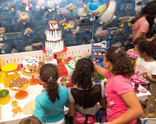 Projeto faz festas de aniversários para crianças carentes que moram em abrigos 2