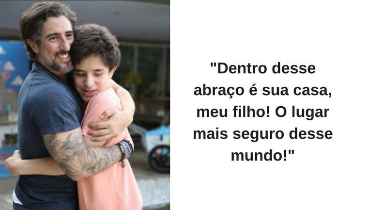 O que podemos aprender sobre autismo com a declaração de amor de Marcos Mion ao filho 2