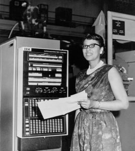 As mulheres que deram cor aos números da NASA 2
