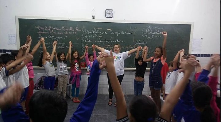 Projeto desenvolvido por mãe de alunos estimula o respeito ao próximo, gratidão e positividade em escola de SP 2
