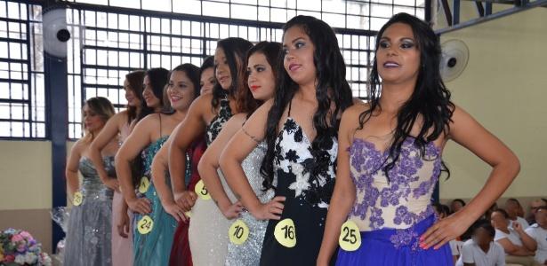 Dia de sonho: concurso de beleza em presídio paulista melhora a autoestima das detentas 2