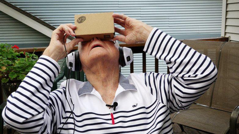 5 maneiras de realidade virtual que está ajudando o mundo 3