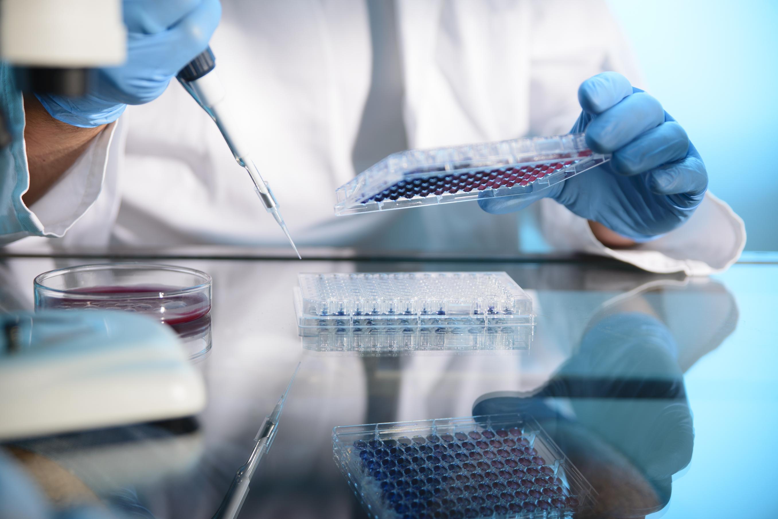 Scientific Experiment medicina tecnologia