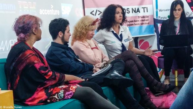 Iniciativa em SP debate sobre pessoas trans no mercado de trabalho e na área de TI 4