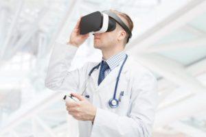 Realidade virtual na saúde: Tecnologia que ajuda os médicos a tratar pacientes 1