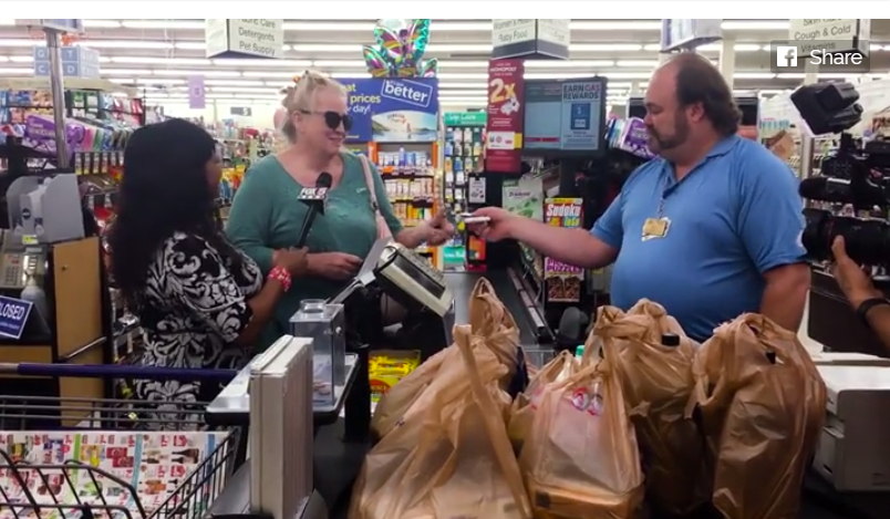 Programa ajuda pobres a comprar alimentos nos Estados Unidos 1