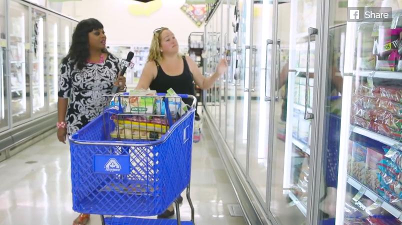 Programa ajuda pobres a comprar alimentos nos Estados Unidos 2