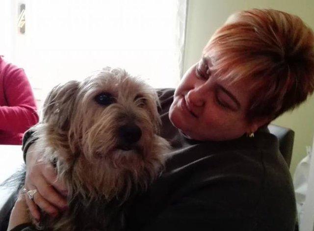 Após várias semanas em coma, homem acorda depois de receber visita de sua cachorra 4