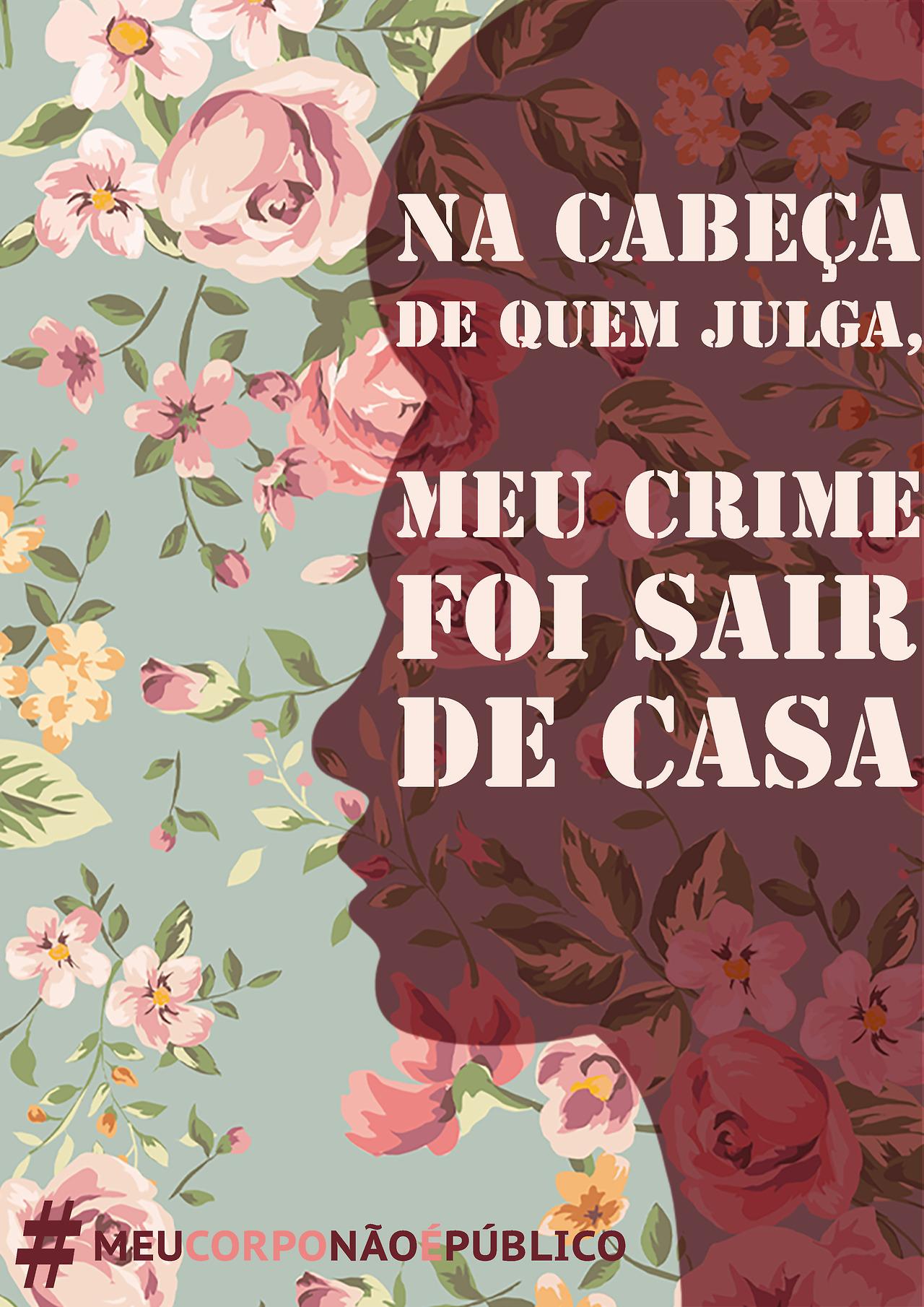 Mulheres se unem em movimento contra abusadores no transporte público: #MEUCORPONÃOÉPÚBLICO 2
