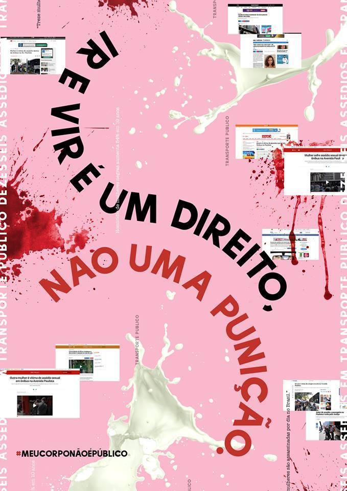 Mulheres se unem em movimento contra abusadores no transporte público: #MEUCORPONÃOÉPÚBLICO 3