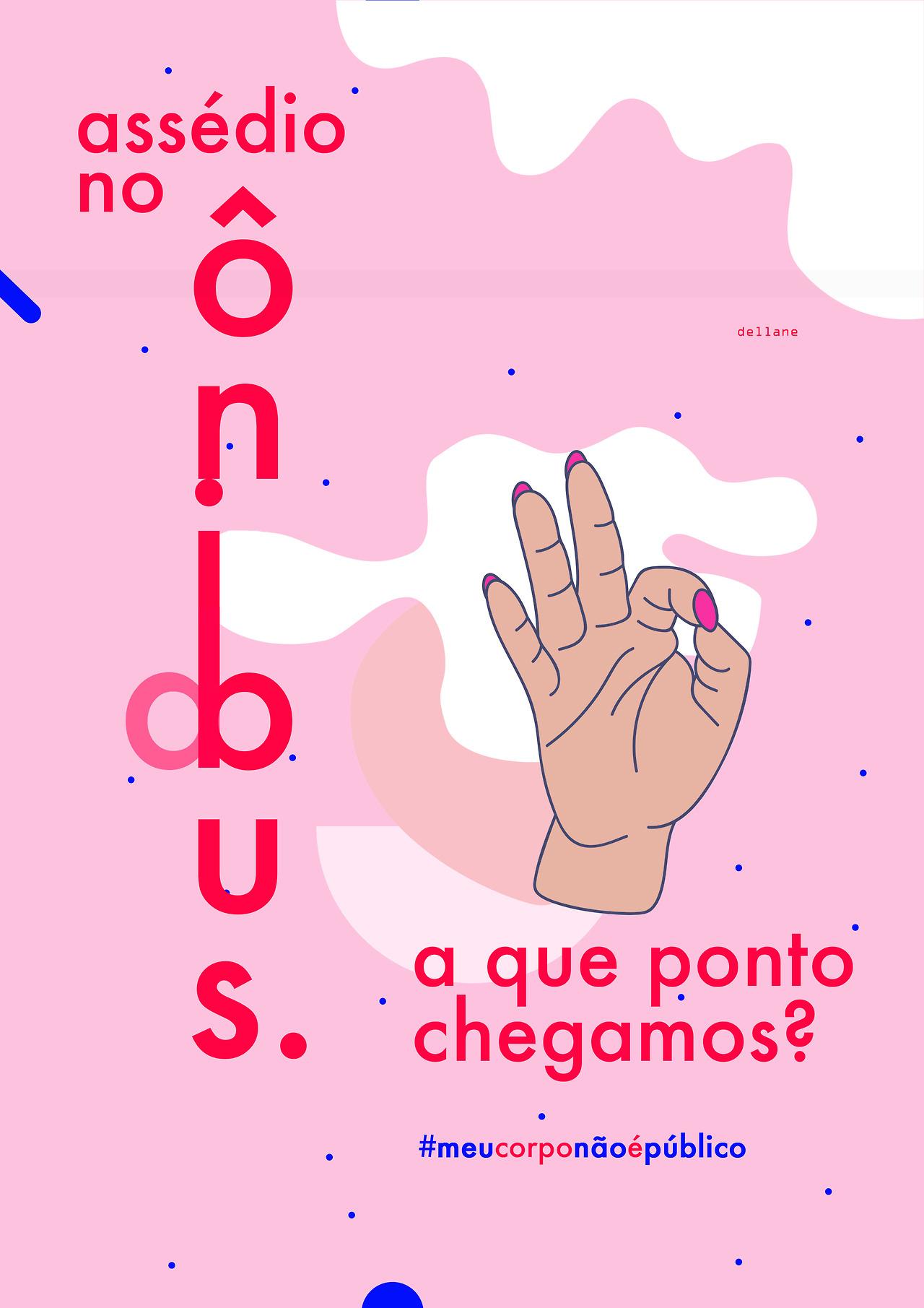 Mulheres se unem em movimento contra abusadores no transporte público: #MEUCORPONÃOÉPÚBLICO 4