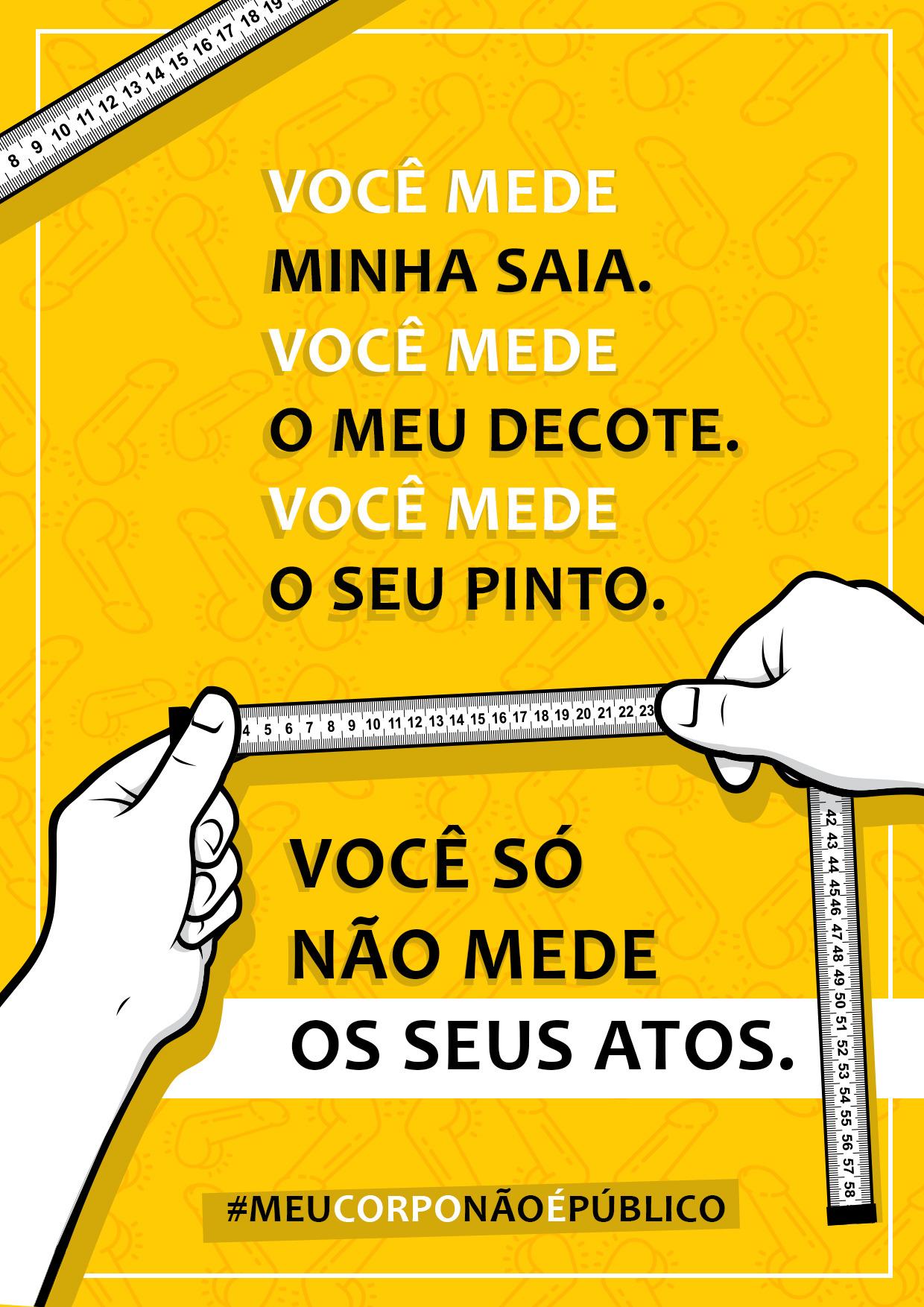 Mulheres se unem em movimento contra abusadores no transporte público: #MEUCORPONÃOÉPÚBLICO 5