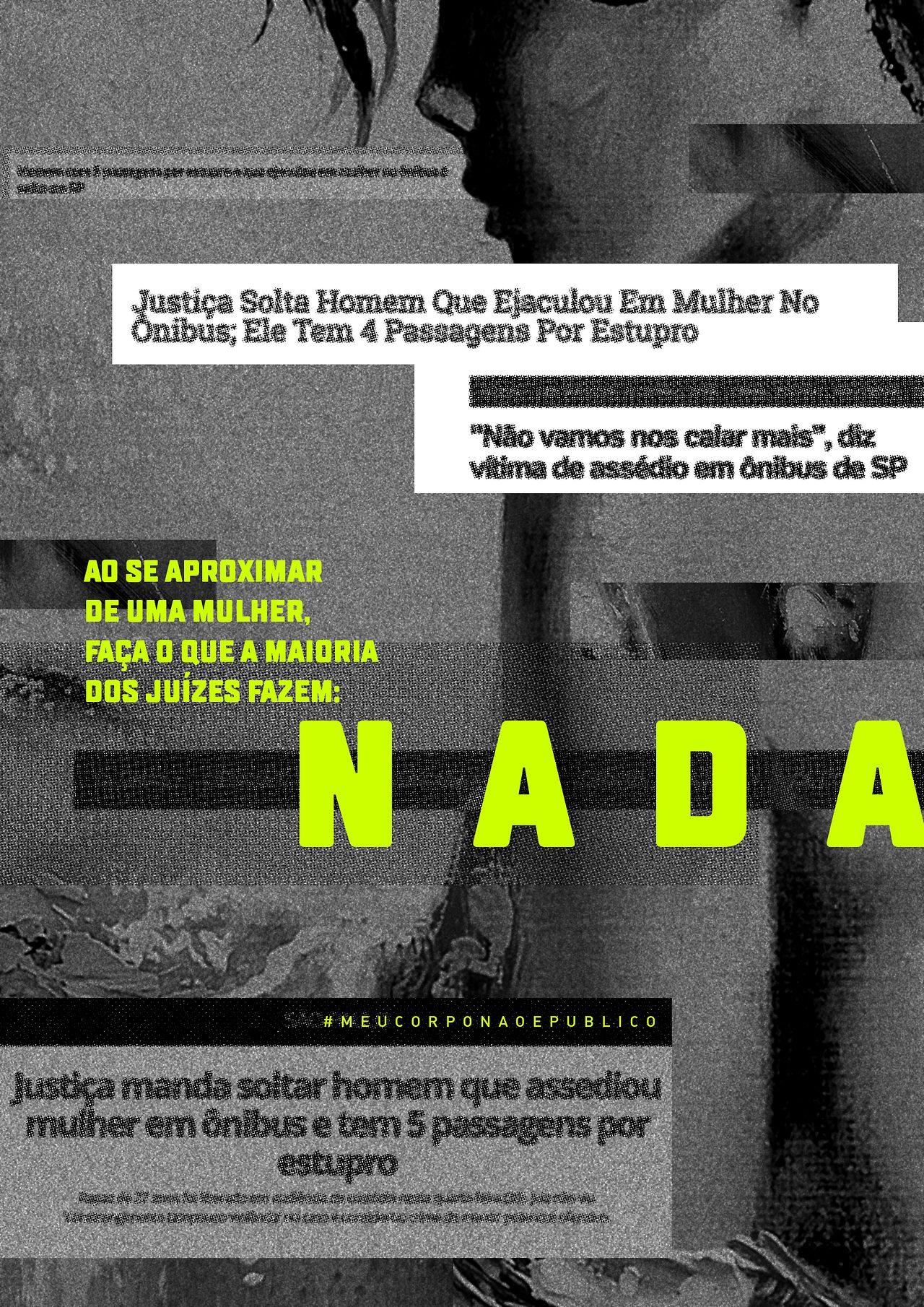 Mulheres se unem em movimento contra abusadores no transporte público: #MEUCORPONÃOÉPÚBLICO 6