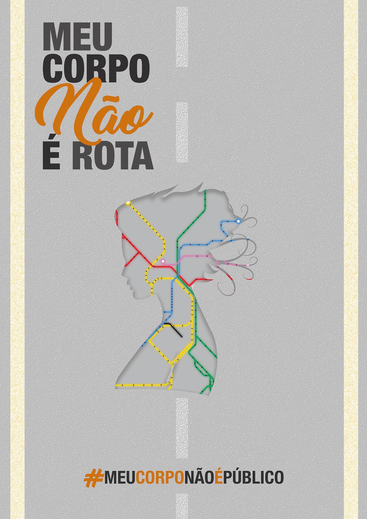 Mulheres se unem em movimento contra abusadores no transporte público: #MEUCORPONÃOÉPÚBLICO 7