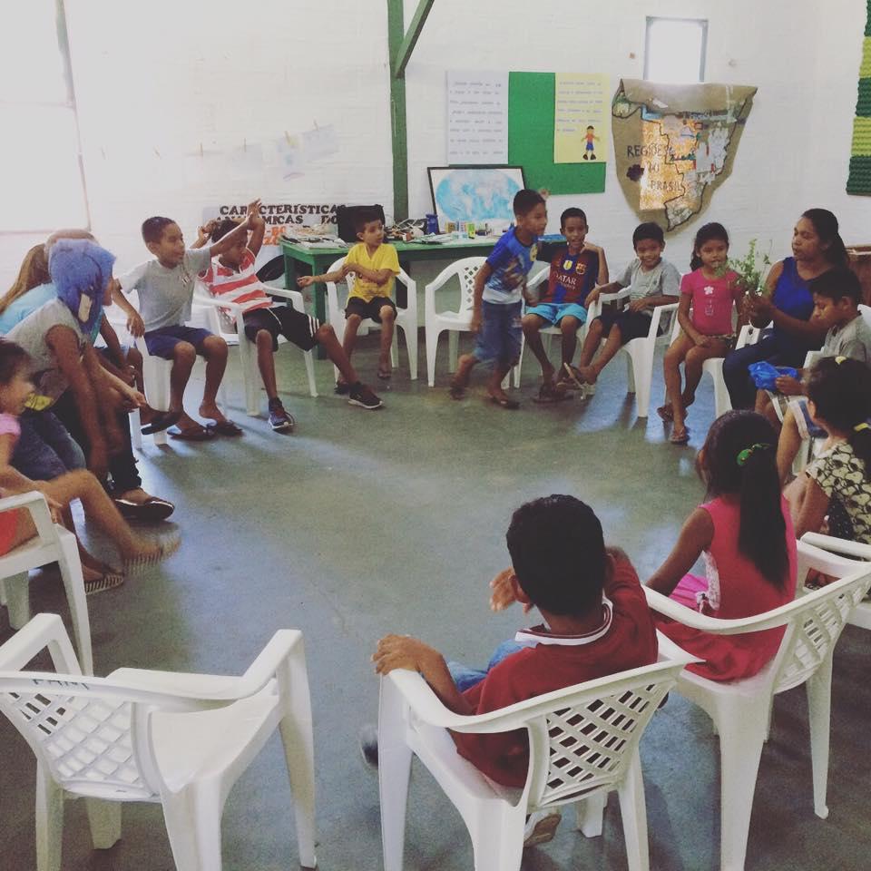 Casal viaja à Amazônia em um projeto incrível que tem como objetivo divulgar ações em prol da educação 2