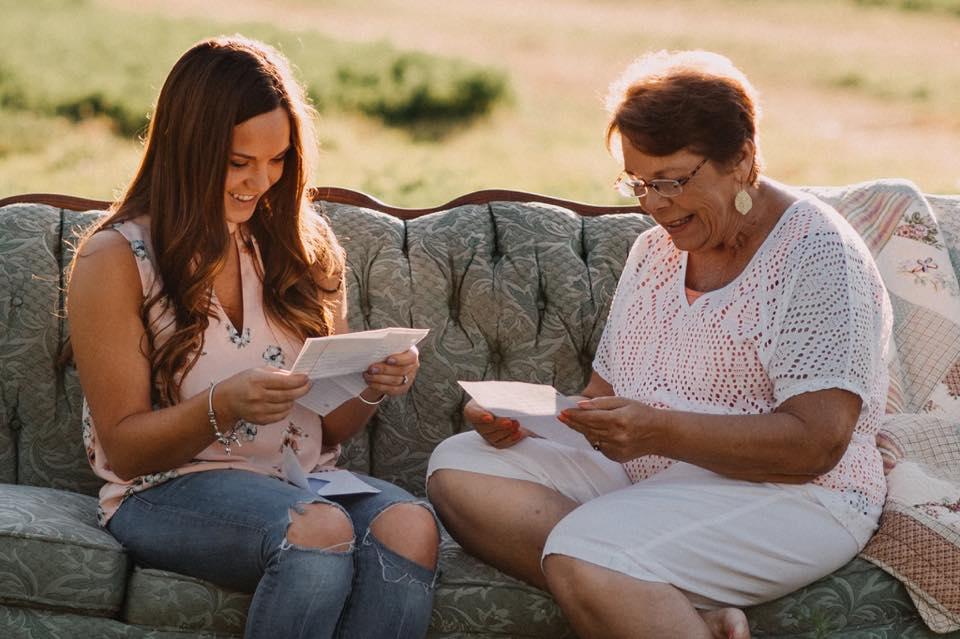 Neta realiza sonho da avó que luta contra o câncer de mama 2