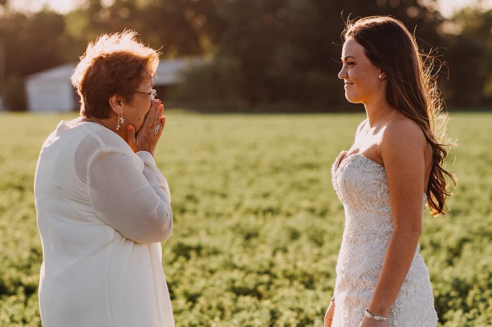 Neta realiza sonho da avó que luta contra o câncer de mama 3