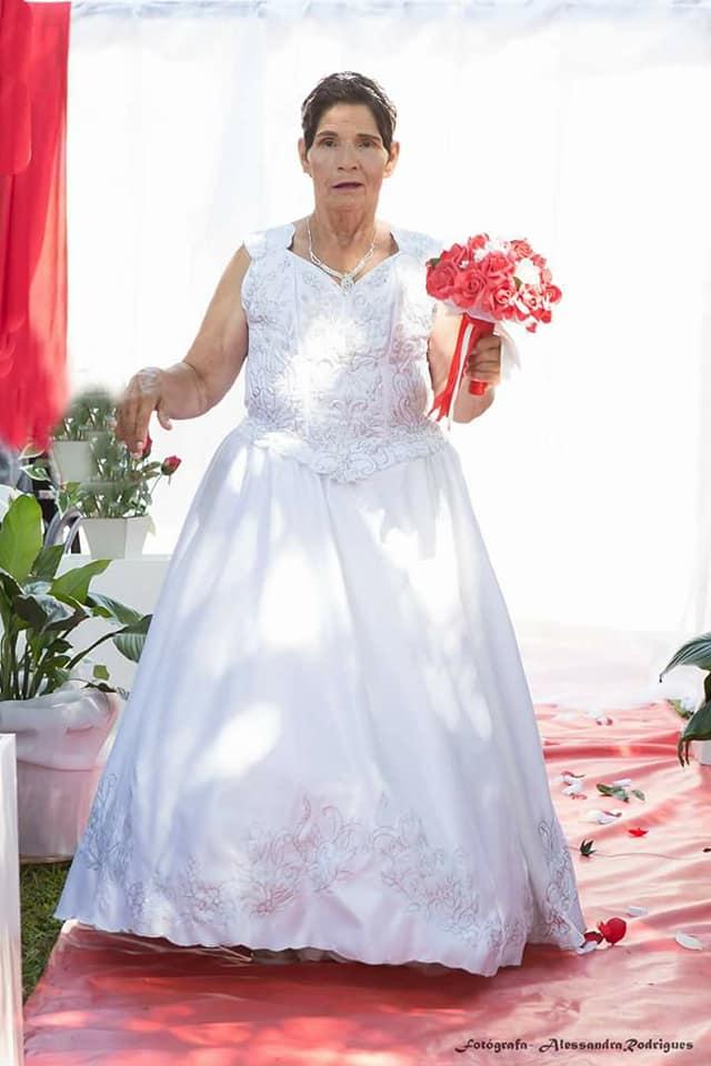 Asilo realiza casamento de velhinhos e eles não poderiam estar mais felizes 2