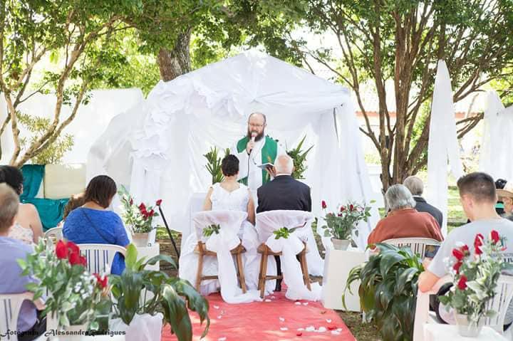 Asilo realiza casamento de velhinhos e eles não poderiam estar mais felizes 4
