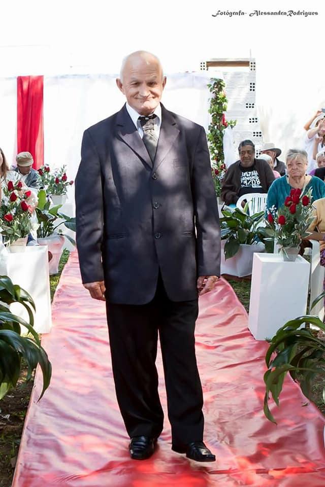 Asilo realiza casamento de velhinhos e eles não poderiam estar mais felizes 3