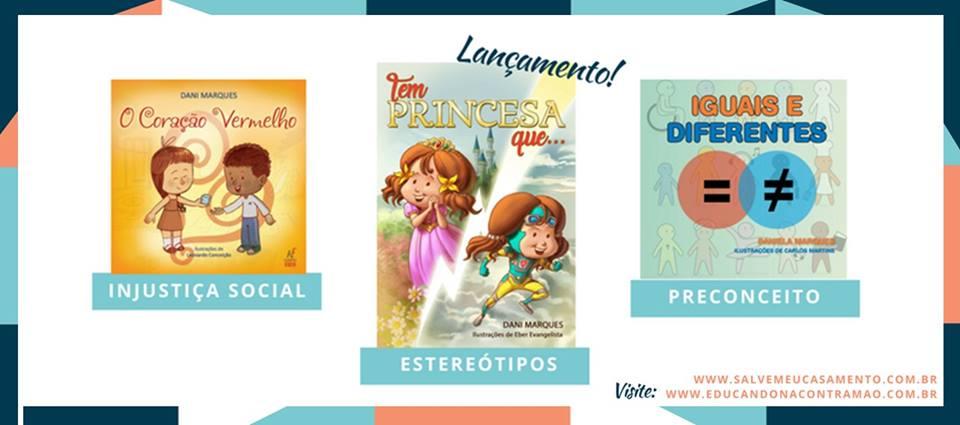 Escritora traduz para a linguagem infantil temas como desigualdade, corrupção e preconceito 5