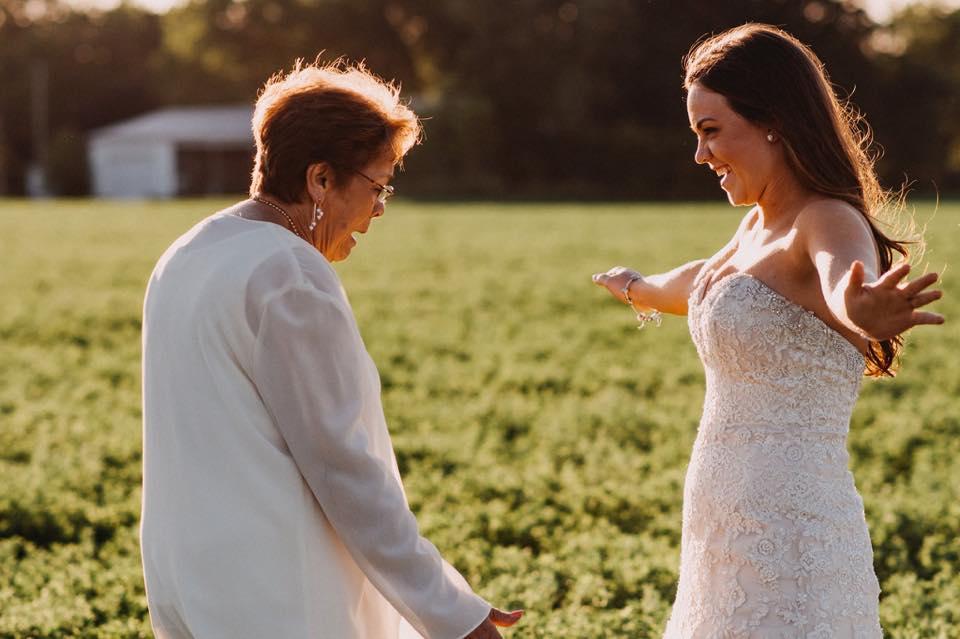 Neta realiza sonho da avó que luta contra o câncer de mama 4