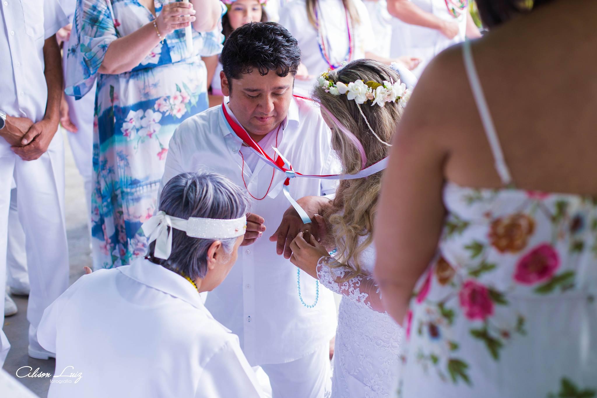 Fotógrafo evangélico registra casamento umbandista e faz lindo relato do que viu 6