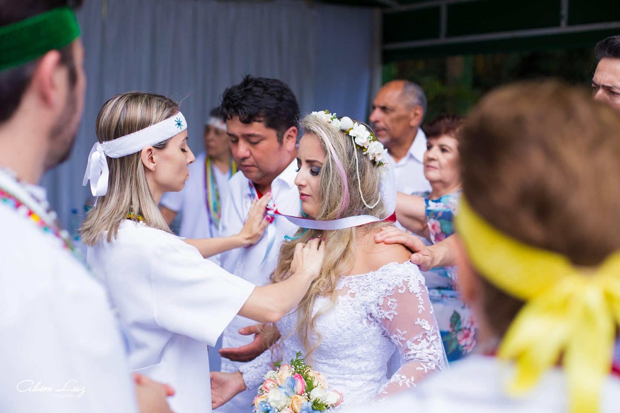 Fotógrafo evangélico registra casamento umbandista e faz lindo relato do que viu 9