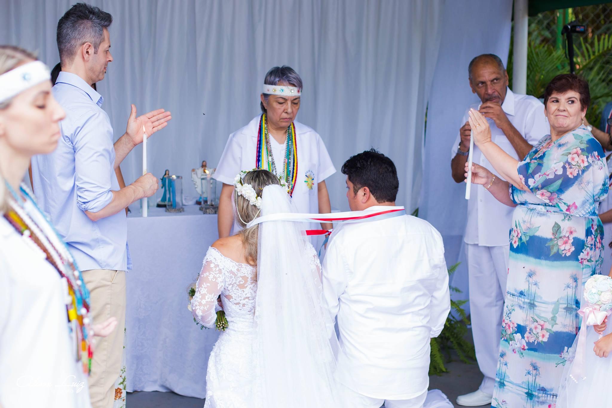Fotógrafo evangélico registra casamento umbandista e faz lindo relato do que viu 1