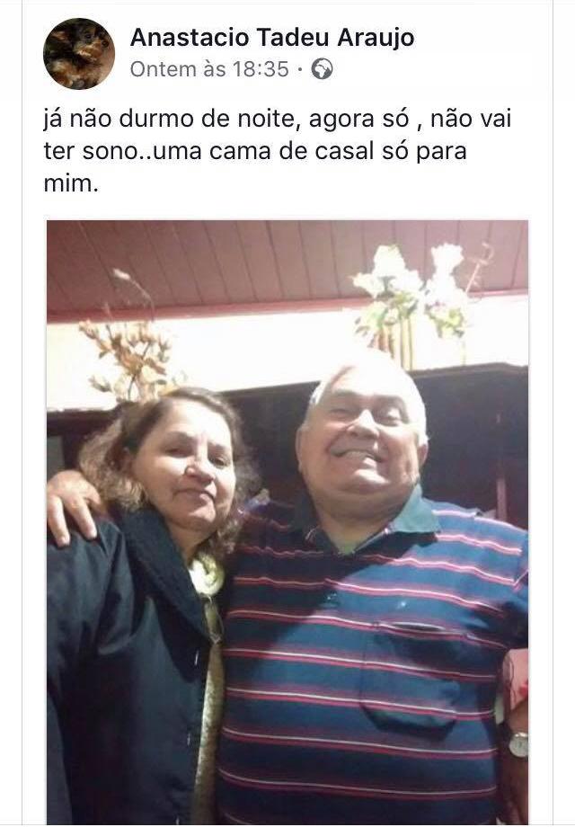 Vovô desabafa saudade da esposa em posts de puro dengo e amor no Facebook 2