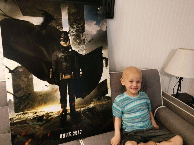 Pai faz ensaio em hospital que transforma crianças em super-heróis 12