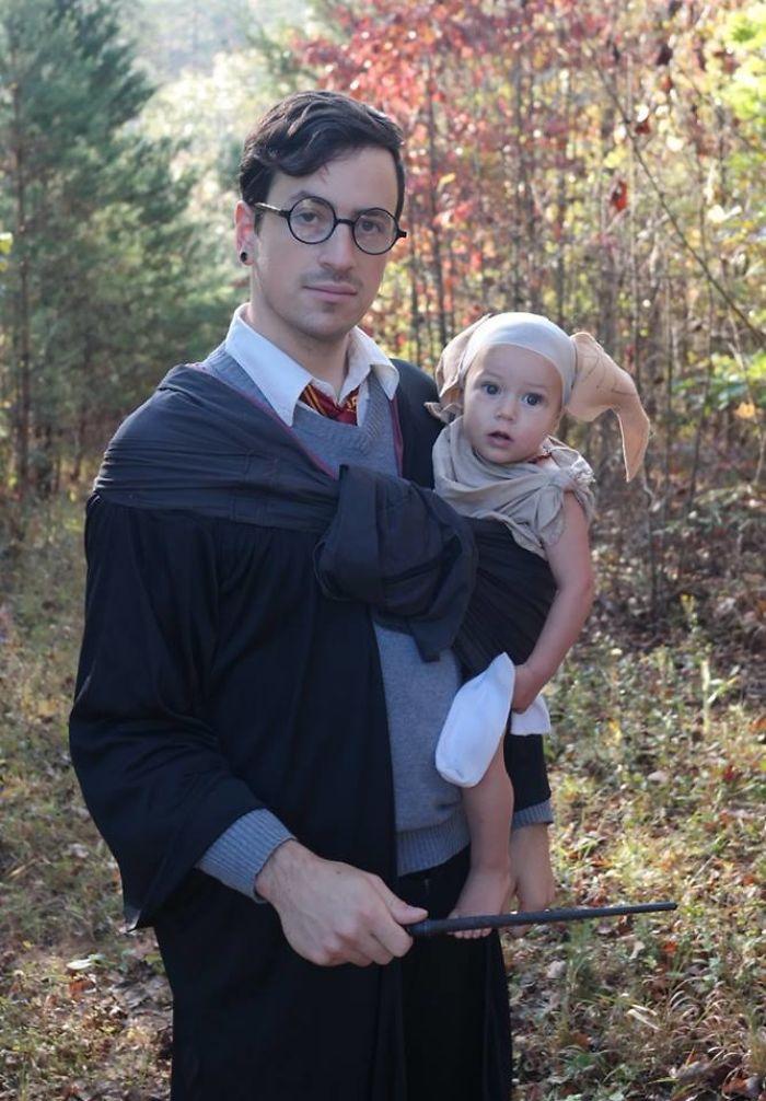20 fantasias geniais para você celebrar o Halloween com seus filhos 6