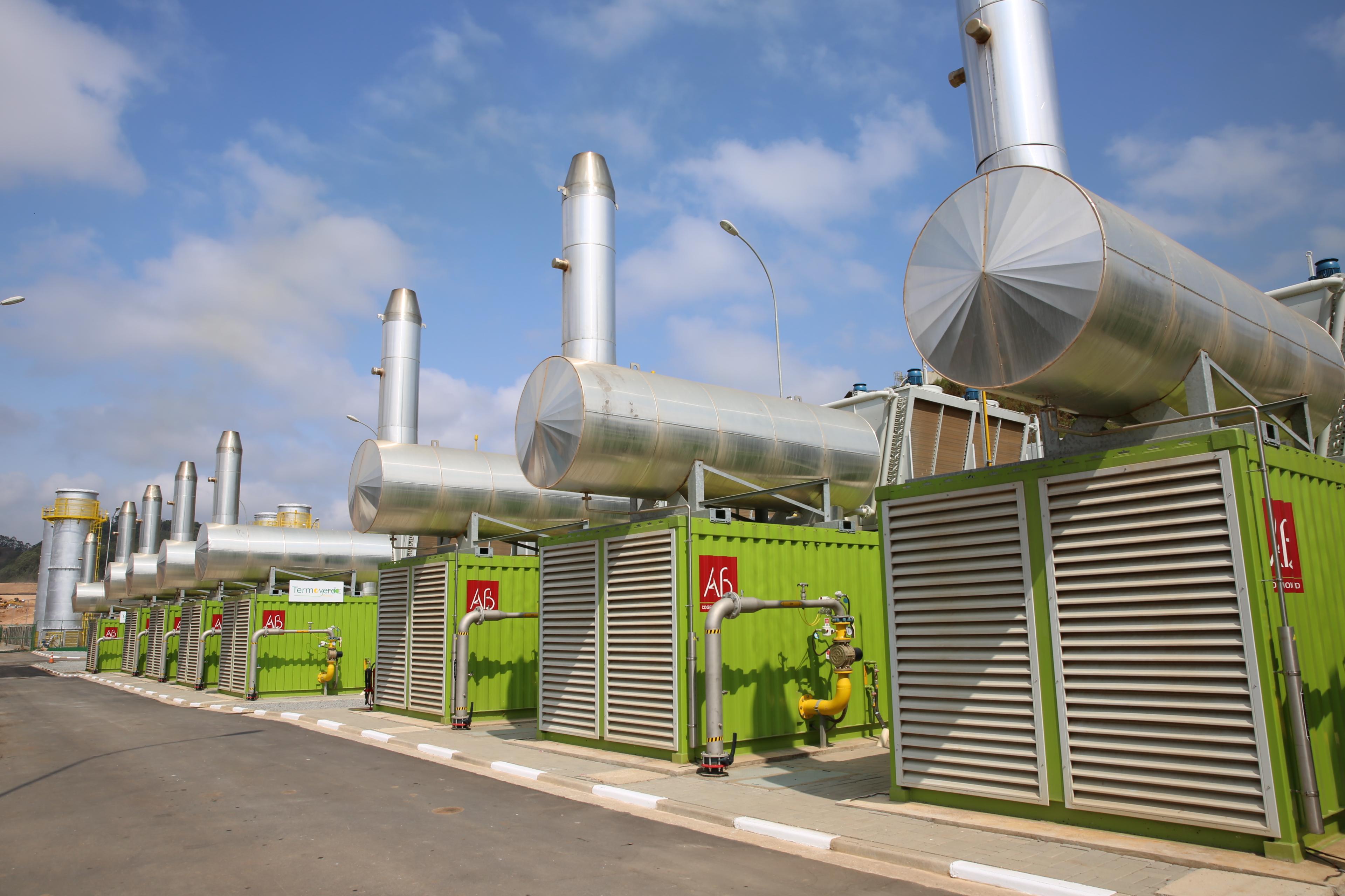Termelétrica produz energia com lixo suficiente para abastecer uma cidade de 200 mil habitantes em SP 1